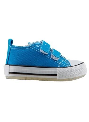 Pandora Pandora Kids 201.C.200 Keten Işıklı Erkek Çocuk Ayakkabı Mavi